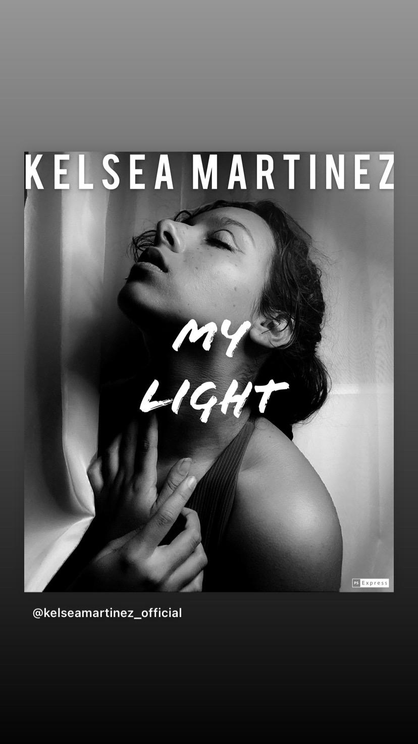 """My Light"", as magical as Kelsea Martinez"